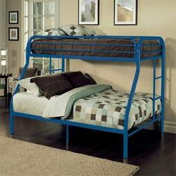 ACME Furniture 02052BU Tritan Bunk Bed, Twin X-Large/Queen,