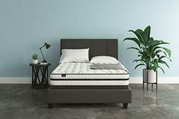 Signature Design by Ashley - 10 Inch Chime-Firm Mattress-Bed