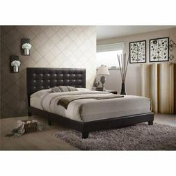 ACME Furniture 26350Q Masate Queen Bed in Espresso PU Queen