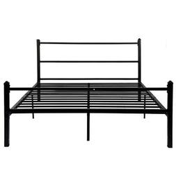 GreenForest Heavy Duty Bed Frame Queen Size No Squeaky Metal