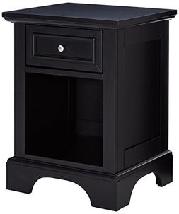 Home Styles 5531-16 Bedford Student Desk, Black Finish