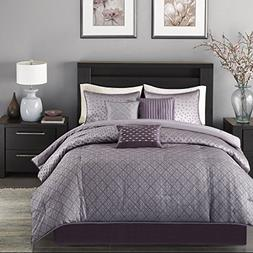 Madison Park Biloxi Queen Size Bed Comforter Set Bed in A Ba
