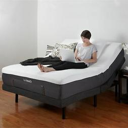 Queen Size Electric Adjustable Bed Frame Base Zero Gravity R