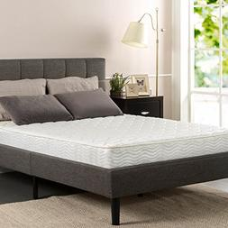 Zinus Pocketed Spring 8 Inch Classic Mattress, Twin