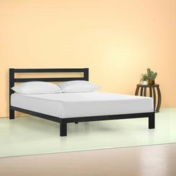 "Zinus 10"" Metal Platform Bed with Headboard, Multiple Sizes"