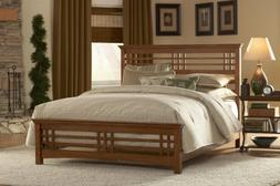 Avery Mission Style Bed