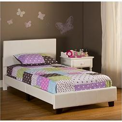 "Kid's ""Bed in a Box"" Bed in White"
