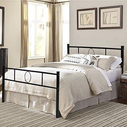 GreenForest Bed Frame Queen Size with Heavy Duty Steel Slats