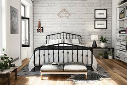 bushwick metal bed