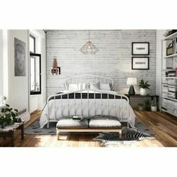 bushwick metal queen bed