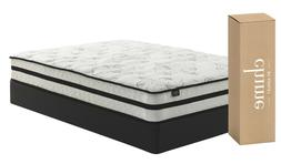 Signature Design by Ashley Chime 10 in Full Hybrid Bed in a