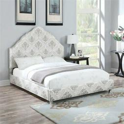 ACME Furniture Clarisse Fabric Queen Bed in Multi-color