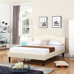 Divano Roma Furniture Classic Deluxe Bonded Leather Low Prof