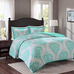 Duvet Cover Full/Queen Size - Coco Teen Girls Bedding Set wi