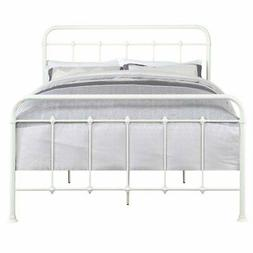 Pulaski DS-2645-290-3 Home Comfort Curved Queen Size Metal B