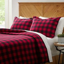 Duvet Cover Set Bare Home Sheets Premium Stone And Beam Rust