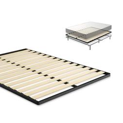 "Zinus Easy Assembly Wood Slat 1.6"" Bunkie Board / Bed Slat R"