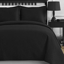 Extra Lightweight and Oversized Comfy Bedding Frame Embossin