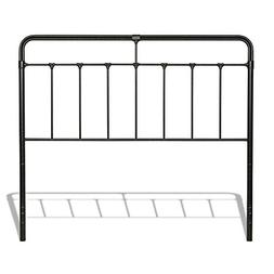 Fashion Bed Group Fairfield Metal Headboard Panel with Spind
