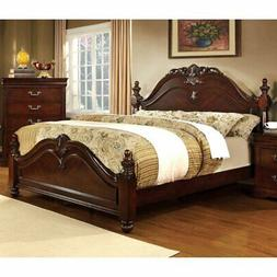 Furniture of America Grand Central Poster Bed