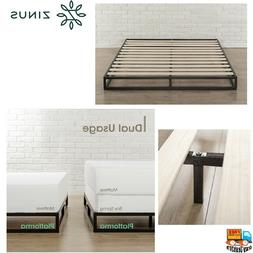 "Zinus Joesph Modern Studio 6 "" Platforma Low Profile Bed Fra"