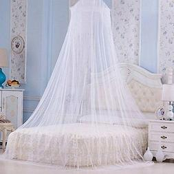 Jumbo Mosquito Net for Bed, Queen size, White New