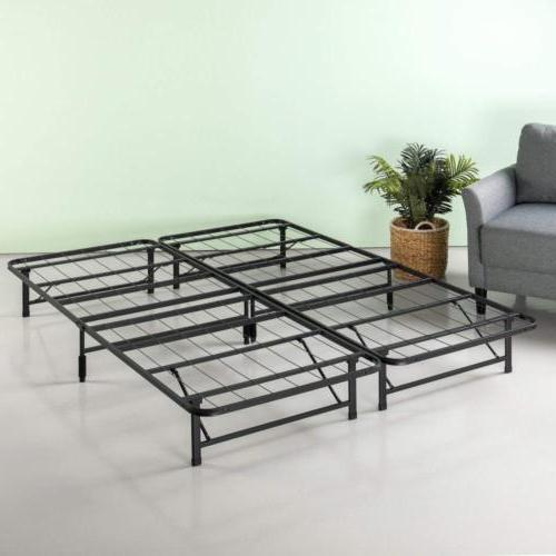 Zinus 10 Inch SmartBase Mattress Foundation, Platform Bed Fr