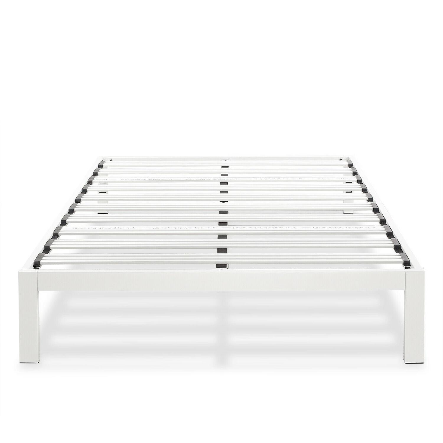 14'' Platform Steel Underbed Storage Twin