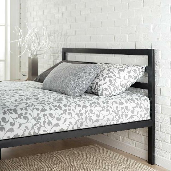 """Zinus 14"""" Bed with Sizes"""
