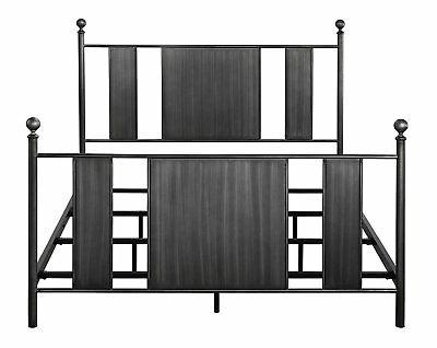 DHP Bed Frame with Headboard Footboard,
