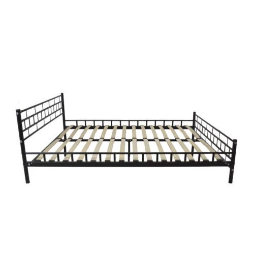 Durable Queen Slats Frame Headboard