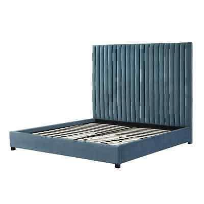 Arabelle Sea Blue Bed