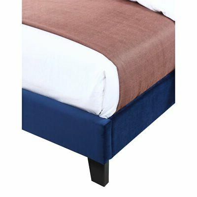 Pemberly Tufted Bed