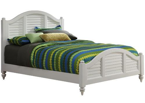 Home Styles Bermuda Queen Bed, Multiple Colors
