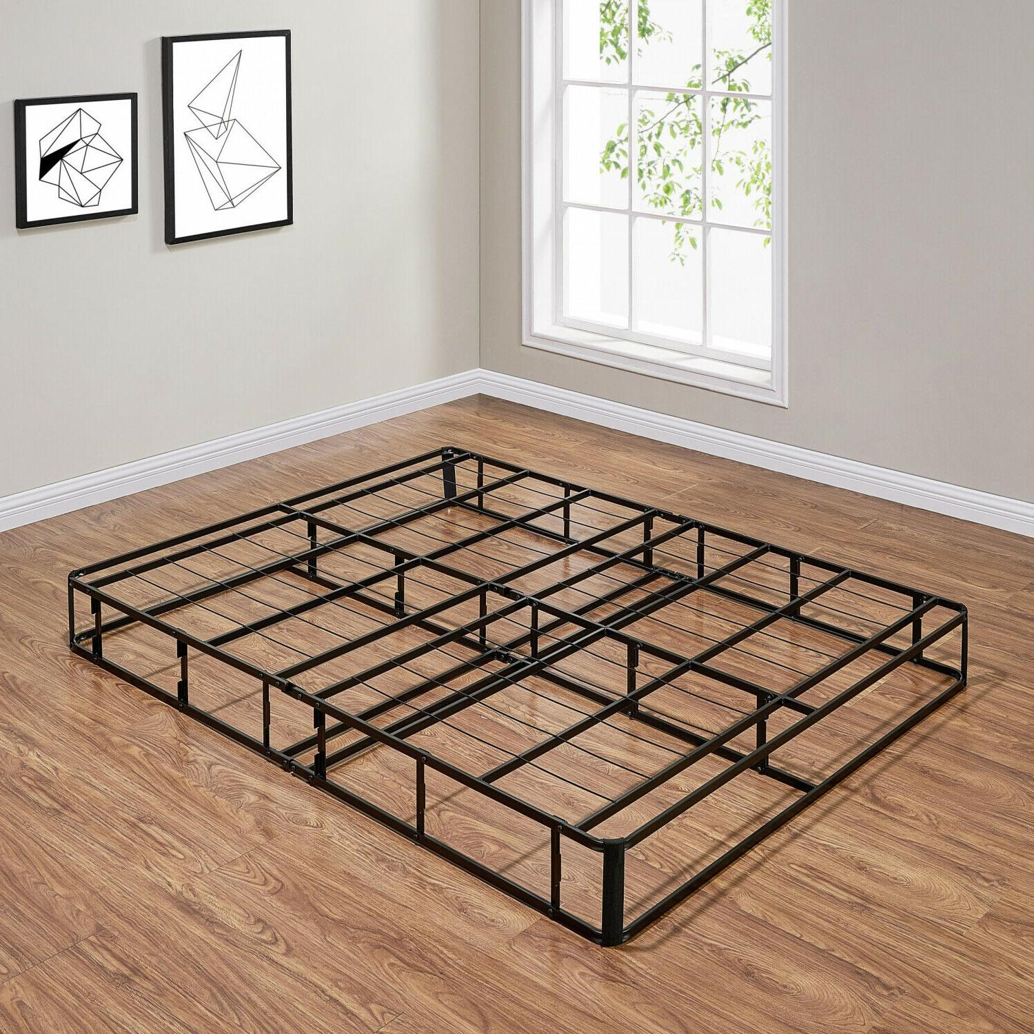 Box Spring 7.5 Metal Bed Foundation Twin Queen King Size