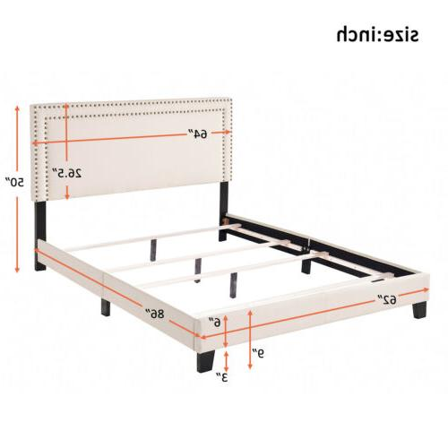 Full/Queen Bed Frame Slats and