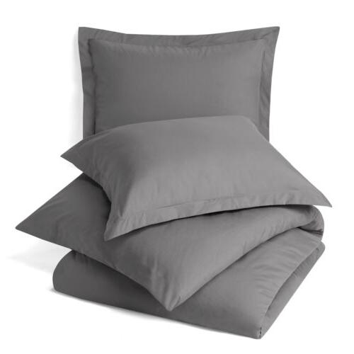 Egyptian Comfort 3 Piece Duvet for Comforter
