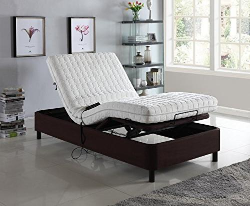 electric adjustable platform bed frame