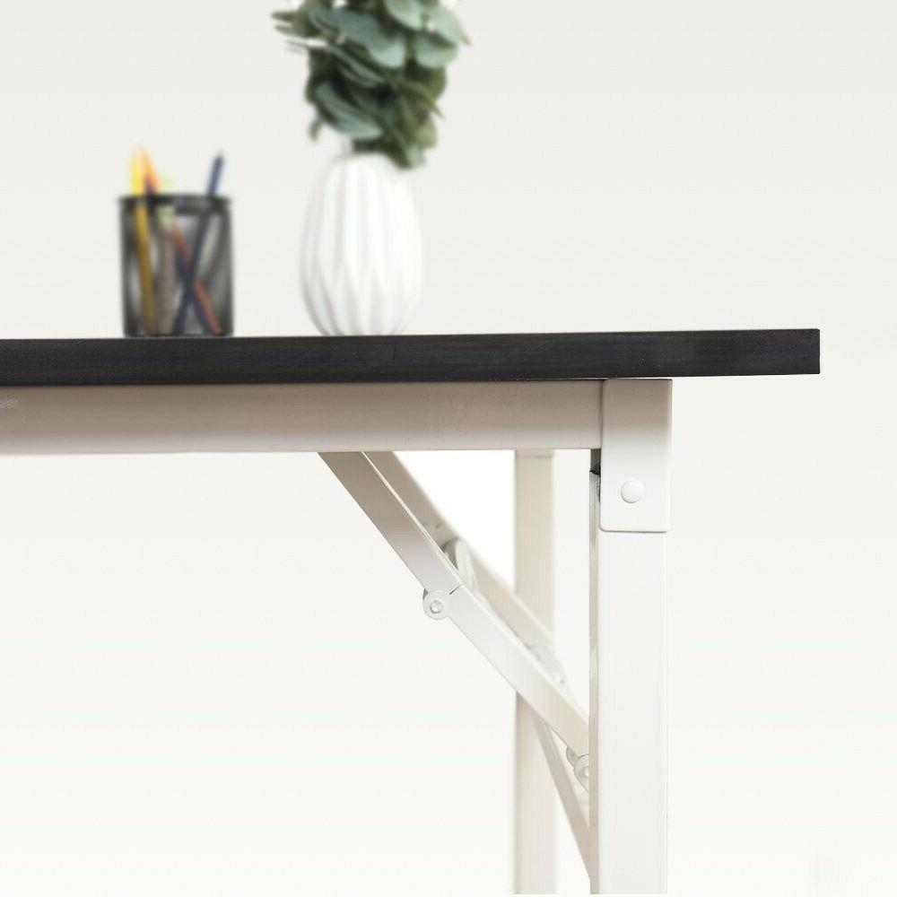 Folding Office Writing Workstation Laptop Computer Table
