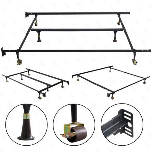 full twin queen size metal bed frame