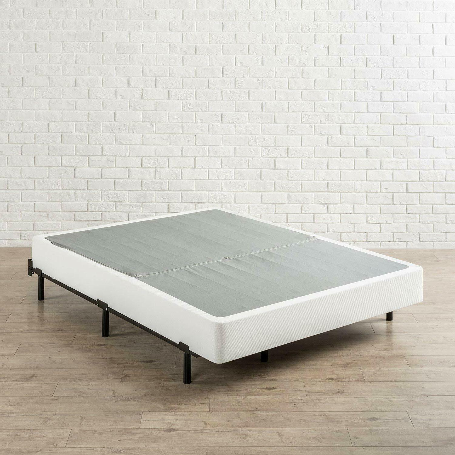 Heavy Duty Bed Metal Base Queen King Size Strong