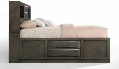 ireland storage bed