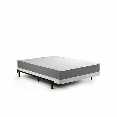 Zinus 4 Inch Low Profile Bifold Box Spring Folding Mattress