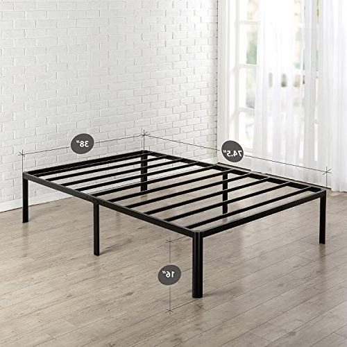 Zinus 16 Inch Metal Bed Frame with /