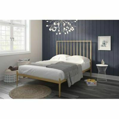 Bed Frame Headboard Size GOLD