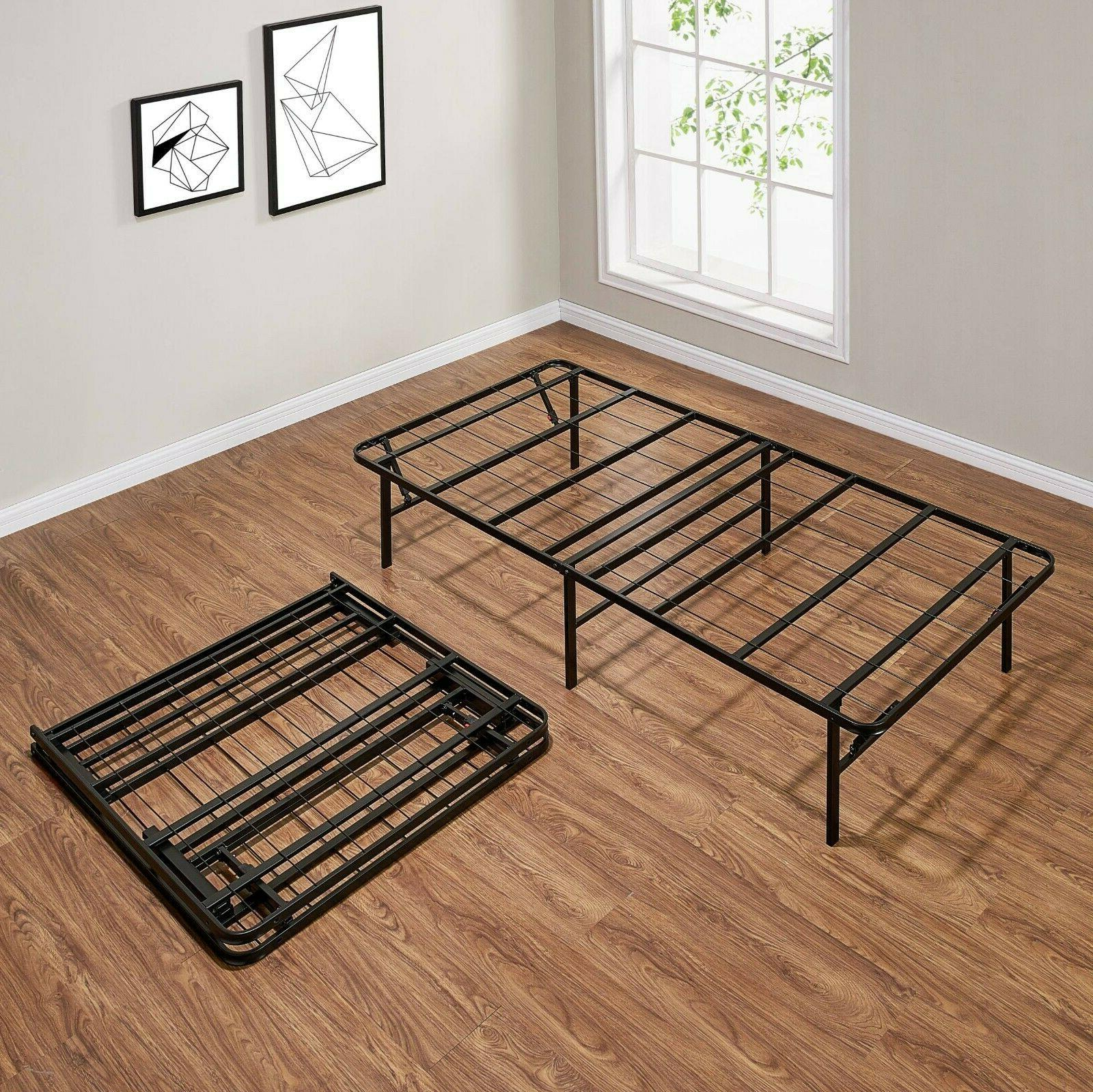 Platform Frame Heavy Duty Foundation Base Queen Full Twin