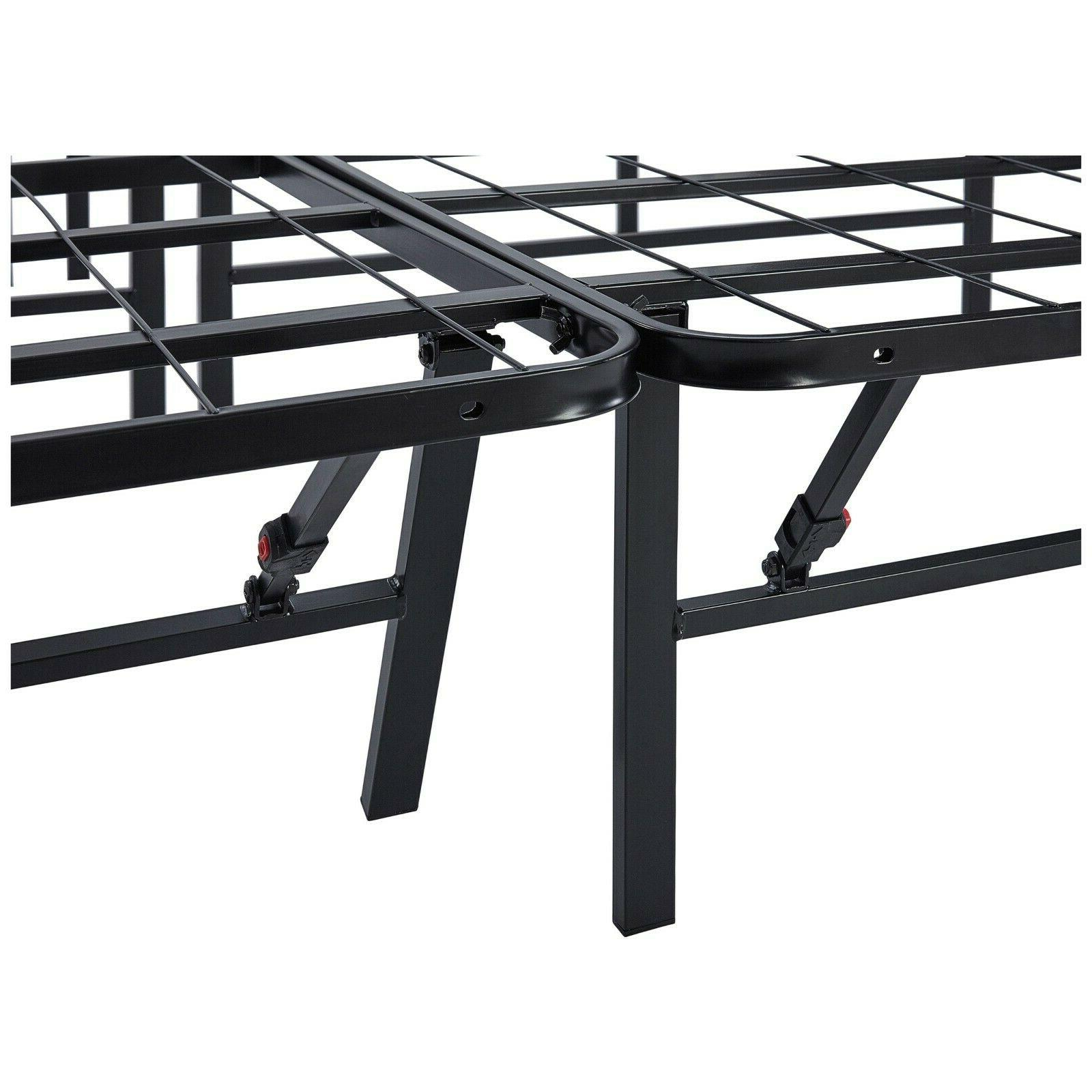 Platform Duty Folding Foundation Base King Twin