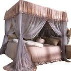 Princess style home netting mosquito net decoration bed curt