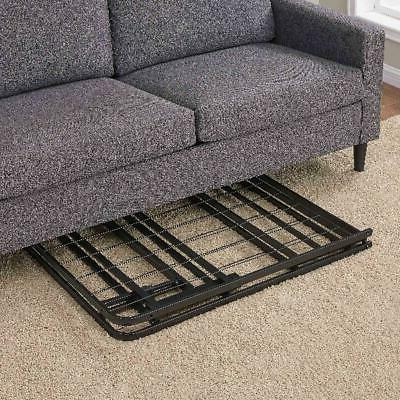 Queen Bed Frame Foldable Inch Metal Duty