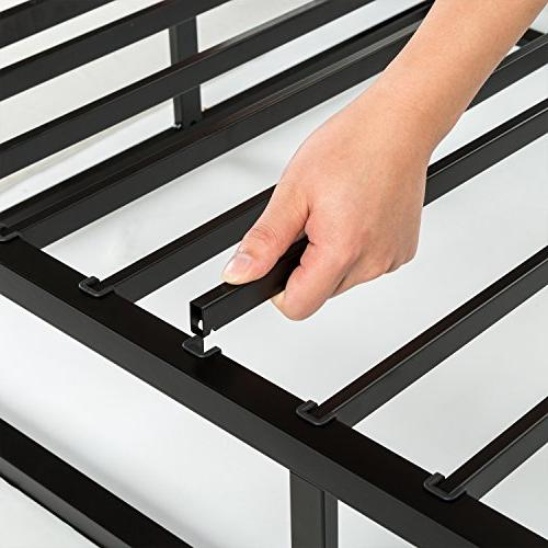 Zinus Lock Smart Box Spring / Mattress Strong Steel / Easy Assembly,